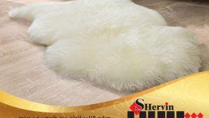 چرم گوسفندی تزئینی